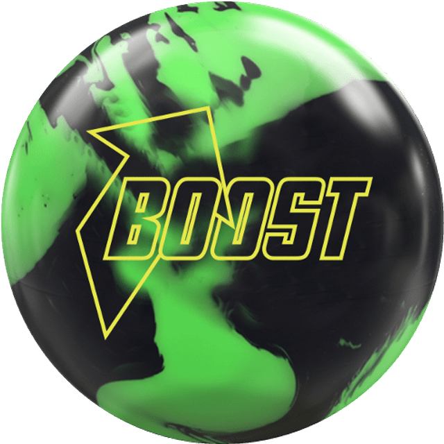 900 Global Boost (Black / Green)