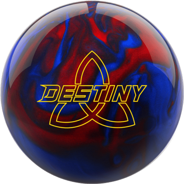 Ebonite Destiny Pearl (Black / Red / Blue)