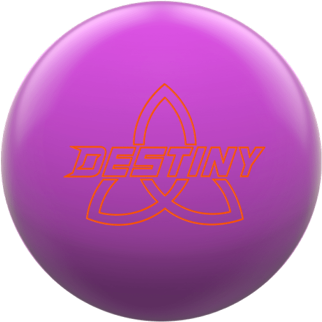 Ebonite Destiny Solid (Magenta)