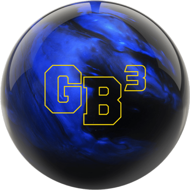 Ebonite Game Breaker 3 (Black / Blue)