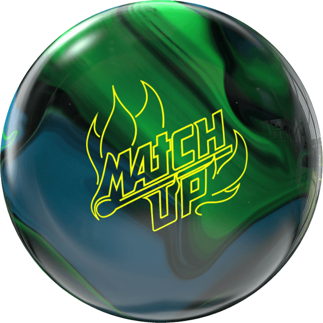 Storm Match Up (Black / Aqua / Lime)